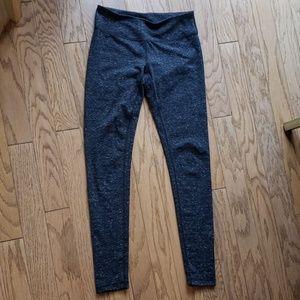 EUC Zella grey speckled leggings